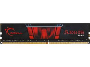 G.SKILL AEGIS DDR4 8GB 2400MHz CL17 Single Channel Ram